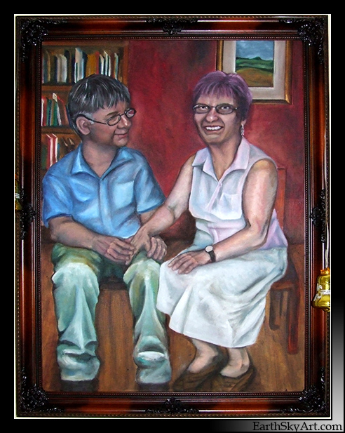 Malcolm and Ruth
